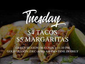Taco Tuesday @ The Hook Up | Herradura | Provincia de Puntarenas | Costa Rica