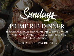 Prime Rib Dinner @ Lanterna Italian Steakhouse | Herradura | Provincia de Puntarenas | Costa Rica
