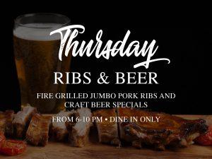 Ribs & Beer @ Lanterna Italian Steakhouse | Herradura | Provincia de Puntarenas | Costa Rica